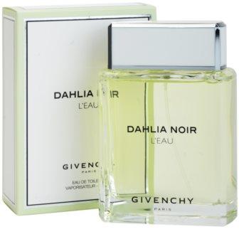 Givenchy Dahlia Noir L'Eau Eau de Toilette voor Vrouwen  125 ml