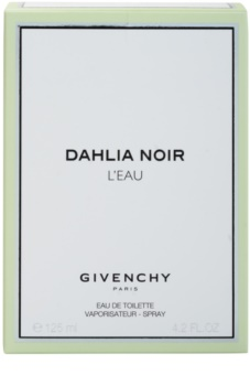 Givenchy Dahlia Noir L'Eau toaletní voda pro ženy 125 ml