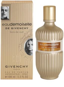 Givenchy Eaudemoiselle de Givenchy Bois De Oud eau de parfum pentru femei 100 ml