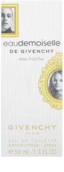 Givenchy Eaudemoiselle de Givenchy Eau Fraiche toaletní voda pro ženy 50 ml