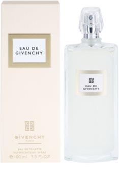Givenchy Eau de Givenchy toaletná voda pre ženy 100 ml