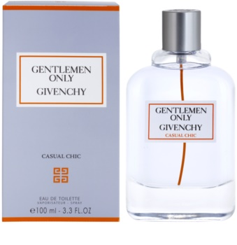1166bf029a Givenchy Gentlemen Only Casual Chic Eau de Toilette for Men 100 ml