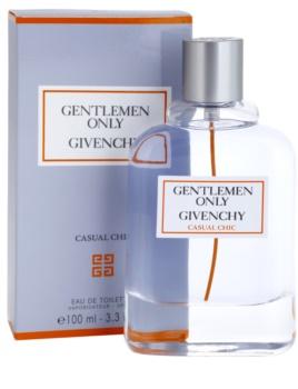 Givenchy Gentlemen Only Casual Chic toaletna voda za moške 100 ml