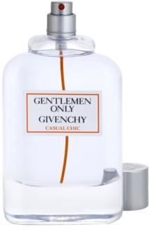 Givenchy Gentlemen Only Casual Chic woda toaletowa dla mężczyzn 100 ml