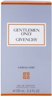Givenchy Gentlemen Only Casual Chic toaletní voda pro muže 100 ml
