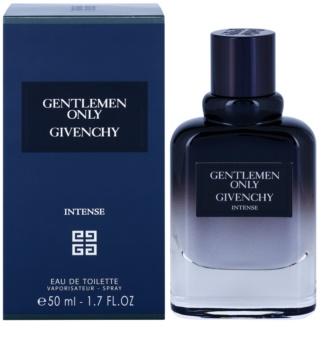 Givenchy Gentlemen Only Intense Eau de Toilette para homens 50 ml