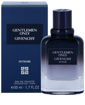 Givenchy Gentlemen Only Intense Eau de Toilette voor Mannen 50 ml