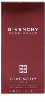 Givenchy Givenchy Pour Homme Eau de Toilette para homens 100 ml