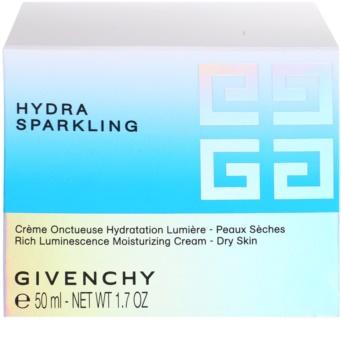 Givenchy Hydra Sparkling hydratační krém pro suchou pleť