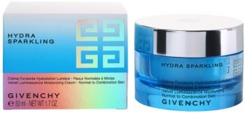 Givenchy Hydra Sparkling lehký hydratační krém pro normální až smíšenou pleť