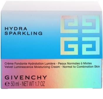 Givenchy Hydra Sparkling ľahký hydratačný krém pre normálnu až zmiešanú pleť