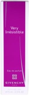 Givenchy Very Irrésistible eau de parfum per donna 75 ml