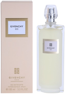 Givenchy Givenchy III Eau de Toilette Für Damen 100 ml