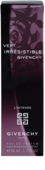 Givenchy Very Irrésistible L'Intense eau de parfum per donna 50 ml