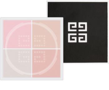 Givenchy Prisme Libre matirajoči puder z osvetljevalcem 4 v 1