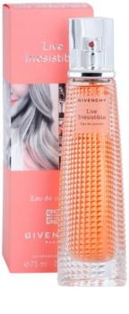 Givenchy Live Irrésistible eau de parfum para mujer 75 ml
