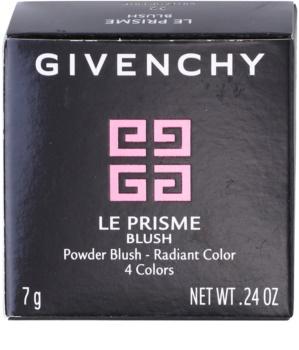 Givenchy Le Prisme pudrová tvářenka se štětečkem