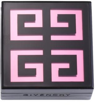 Givenchy Le Prisme kompaktný púder so štetčekom