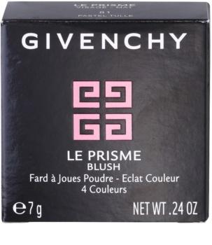Givenchy Le Prisme kompaktní pudr se štětečkem