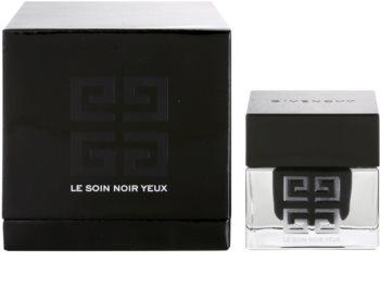 Givenchy Le Soin Noir creme preto para o contorno dos olhos antirrugas, anti-olheiras, anti-inchaços