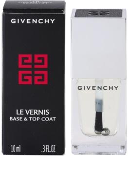 Givenchy Le Vernis Base and Top Coat Nail Polish