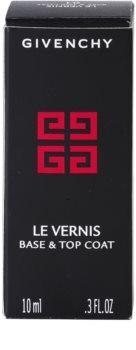 Givenchy Le Vernis основа та закріплювач для лаку для нігтів