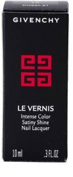Givenchy Le Vernis vysoko krycí lak na nechty