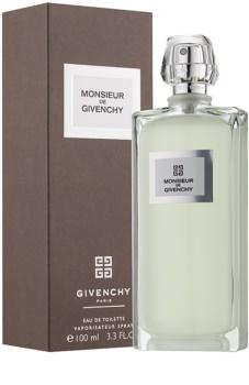 Givenchy Monsieur de Givenchy Eau de Toilette for Men 100 ml