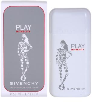 Givenchy Play In the City Eau de Parfum für Damen 50 ml