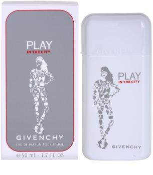 Givenchy Play In the City Parfumovaná voda pre ženy 50 ml