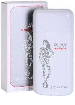Givenchy Play in The City парфумована вода для жінок 50 мл