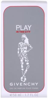 Givenchy Play In the City eau de parfum pour femme 50 ml