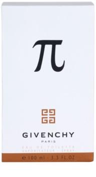 Givenchy Pí Eau de Toillete για άνδρες 100 μλ
