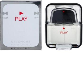 Givenchy Play Eau de Toilette für Herren 50 ml