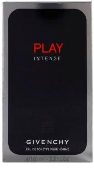 Givenchy Play Intense Eau de Toillete για άνδρες 100 μλ