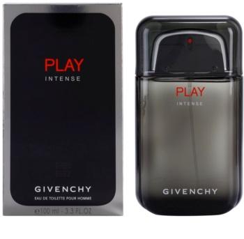 Givenchy Play Intense toaletná voda pre mužov 100 ml