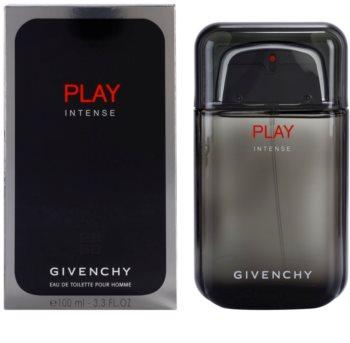 Givenchy Play Intense toaletní voda pro muže 100 ml
