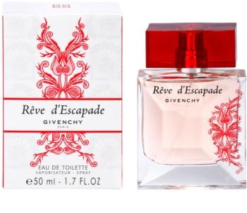 Givenchy Reve d'Escapade toaletní voda pro ženy 50 ml