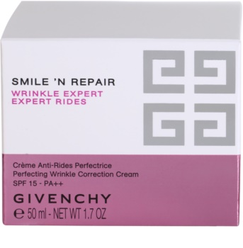 Givenchy Smile 'N Repair crema de día para corrección de arrugas