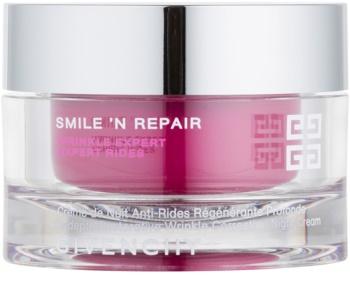 Givenchy Smile 'N Repair crema de noche antiarrugas