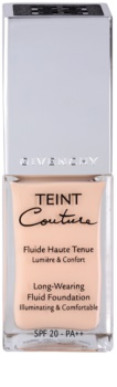 Givenchy Teint Couture dlhotrvajúci tekutý make-up SPF 20
