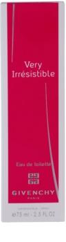 Givenchy Very Irrésistible toaletní voda pro ženy 75 ml