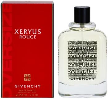 Givenchy Xeryus Rouge toaletná voda pre mužov 150 ml