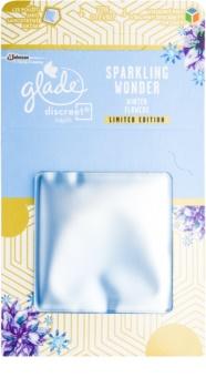 Glade Discreet Refill Ersatzfüllung 8 g  Winter Flowers Limited Edition