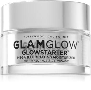 Glam Glow GlowStarter aufhellende Tönungscreme mit feuchtigkeitsspendender Wirkung