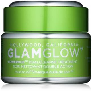 Glam Glow PowerMud duálna čistiaca starostlivosť