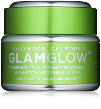 Glam Glow PowerMud soin nettoyant double action