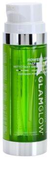 Glam Glow Power Cleanse tratamiento limpiador de doble acción