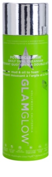 Glam Glow Power Cleanse duálna čistiaca starostlivosť