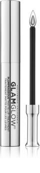 Glam Glow Plumprageous gloss para um volume extra com efeito matificante